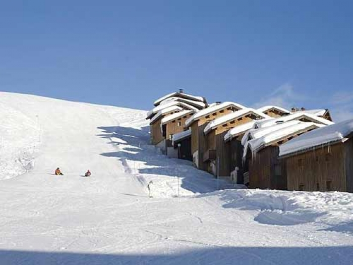 Chalet Elara dea to rent in La Plagne
