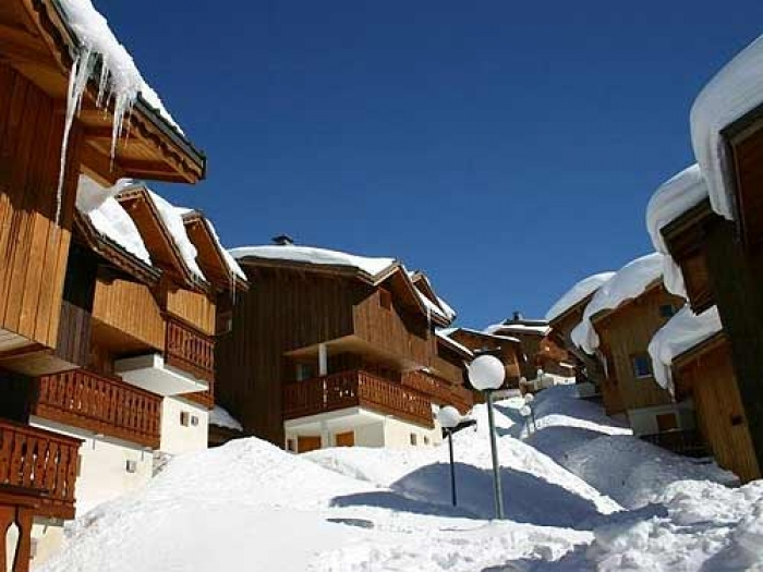 Chalet Extreme deb to rent in La Plagne