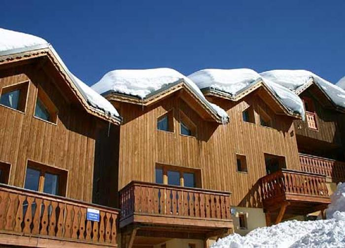 Apartment Shusse BCF to rent in La Plagne