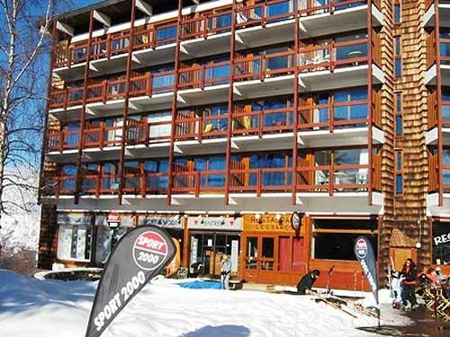 Appartement Arc 1600 à louer à Les Arcs