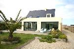 Villa / house Lesneven to rent in Plounéour Trez