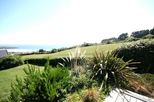 villa / maison bay view