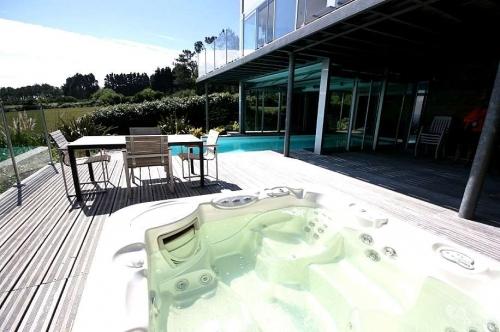 Location villa / maison bay view