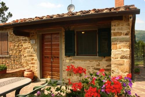 Villa / terraced or semi-detached house la monta to rent in castiglion fiorentino