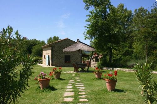 Location villa / maison casa di pino