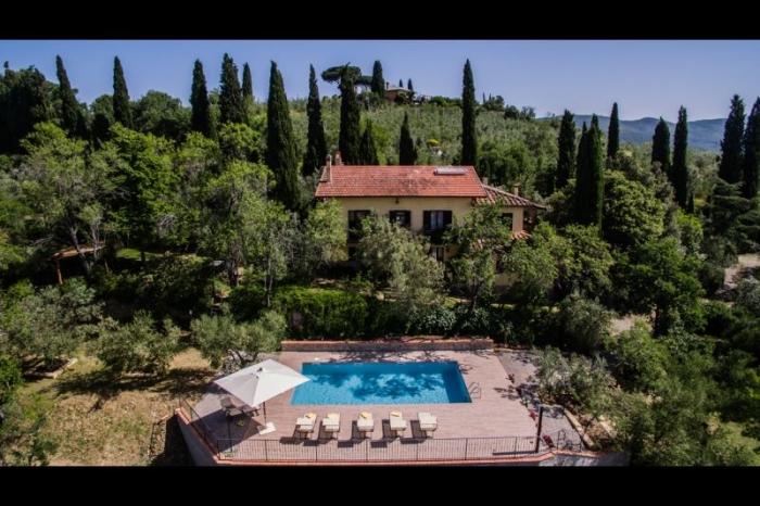 Villa / Haus Il condotti zu vermieten in Castiglion Fiorentino