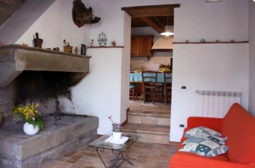 Villa / maison casa largno à louer à castiglion fiorentino