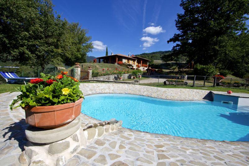 Location villa stia 8 personnes ita625 - Villa a louer casa do dean ...