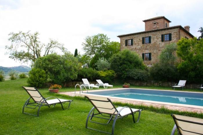 Villa / Haus Il poggia zu vermieten in Montepulciano
