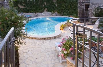 Louer villa / maison en  croatie