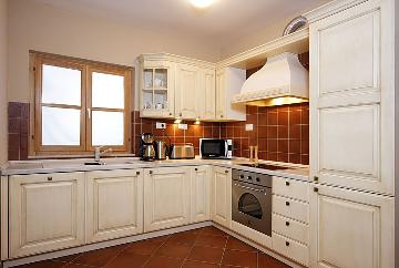 Villa / terraced or semi-detached house for 8 people