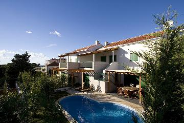 Rent villa / terraced or semi-detached house  croatia