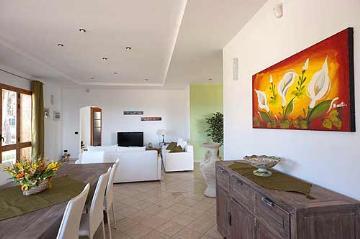 Villa / maison fontaine blanche à louer à syracuse