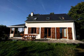 Villa / Maison Kermor à louer à Combrit