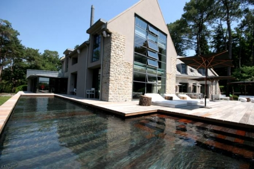 Villa / house Les pins to rent in Pont-Aven