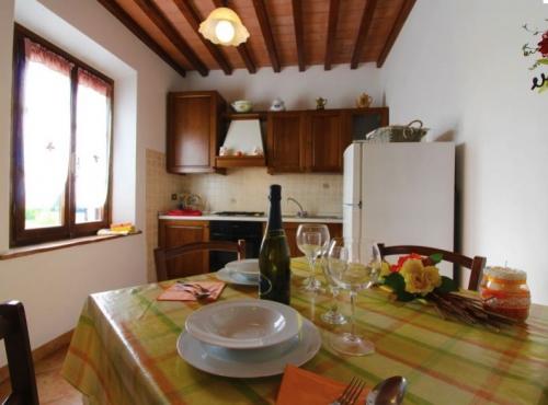 Apartment podere bellosguardo - onice to rent in volterra
