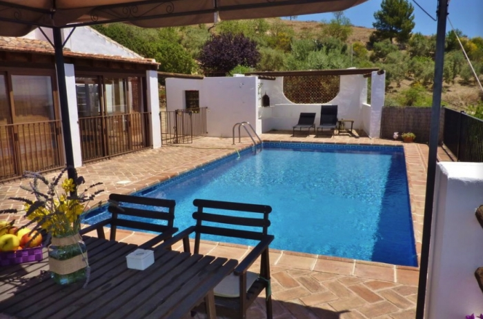 Villa / house Koki to rent in Antequera