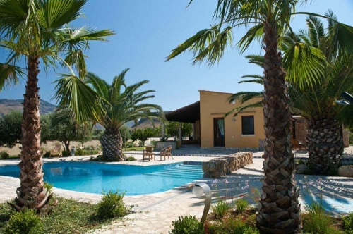 Villa / Maison Celimena à louer à Castellammare del Golfo