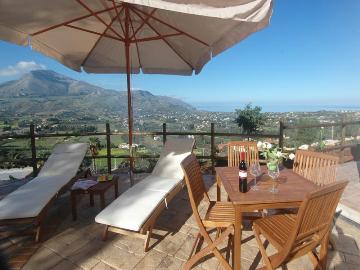 Villa / Maison Chiartta à louer à Trapani