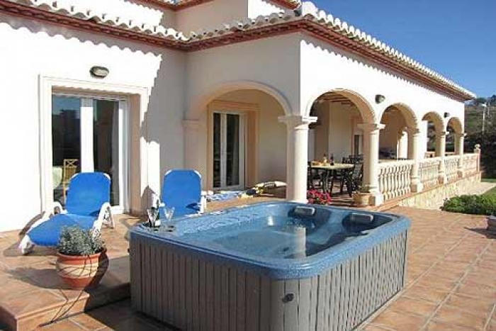 Villa / house Roig to rent in Calpe