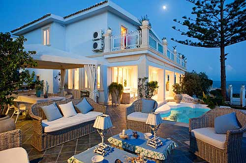 Location villa / maison antea