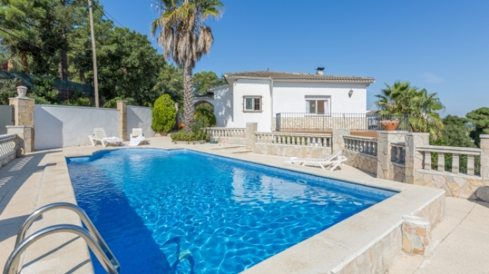 Villa / house Herreros to rent in Lloret de Mar - Lloret Blau