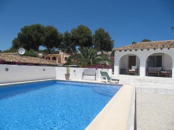 Villa / Maison Tessia à louer à Moraira