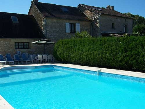 Villa / house L'orangerie to rent in Corgnac sur l'Isle