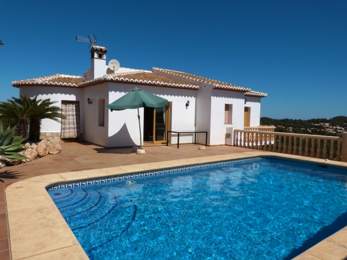 Villa / house Vicenta to rent in Javea