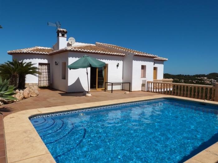 Villa / Maison Vicenta à louer à Javea