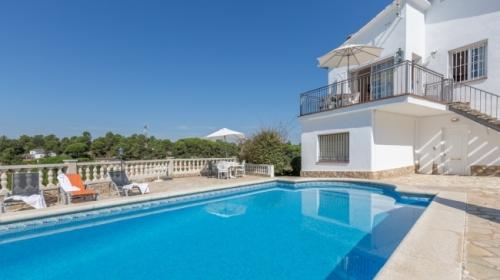 Villa / Maison Mari à louer à Lloret de Mar