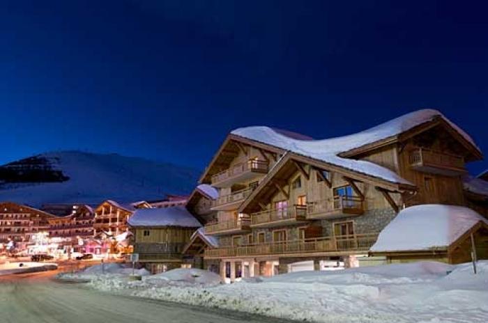 Apartment La cabane to rent in Alpe d'Huez