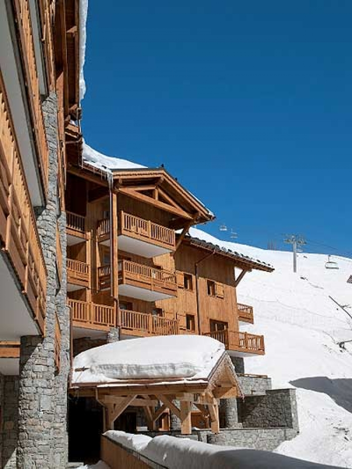 Apartment Herse to rent in Tignes