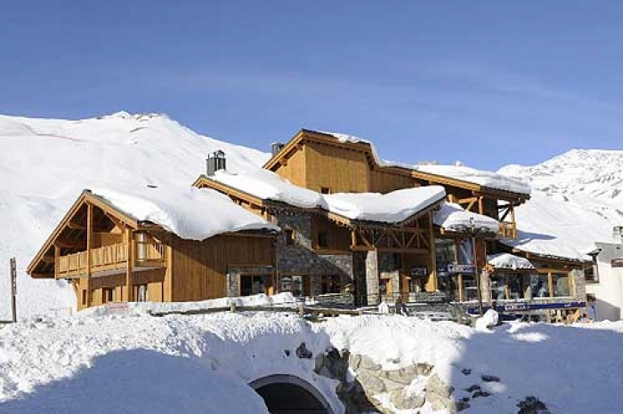 Apartment Carpo to rent in Tignes