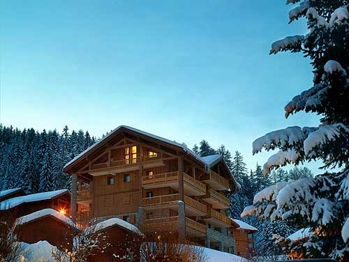 Apartment in Peisey Vallandry, View : Mountains/Hills