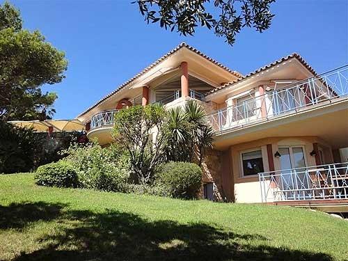 villa à Giens, vue : Mer