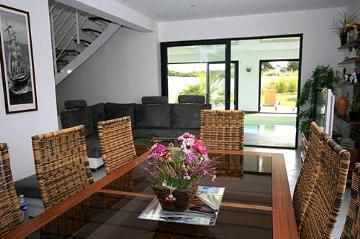 Villa / house for 8 people
