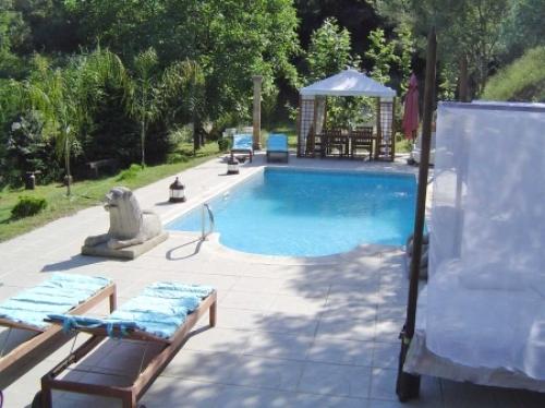 Rental villa / house masia campo