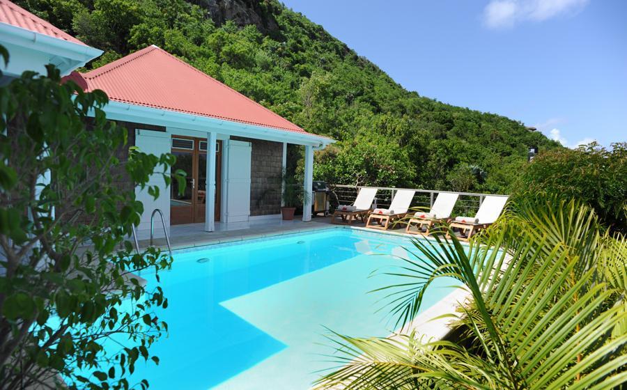 Villa / Maison An à louer à Gustavia