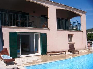 Reserve villa / house océane
