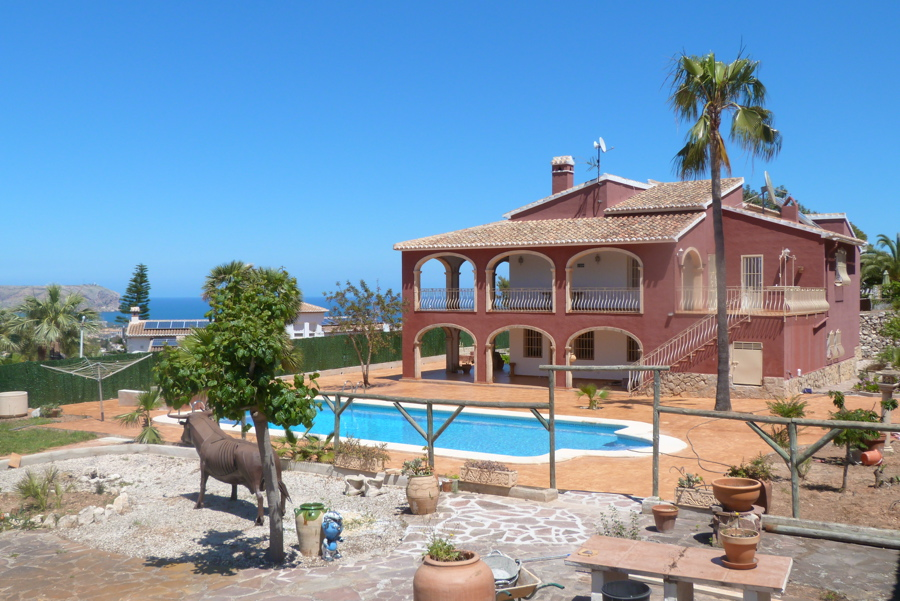 Villa / Haus Jennifer zu vermieten in Javea