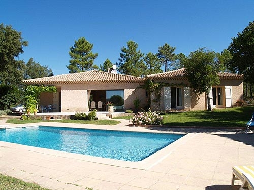 Villa / house viva to rent in st paul en foret