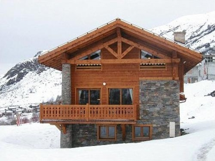 Chalet Leda to rent in Les Ménuires