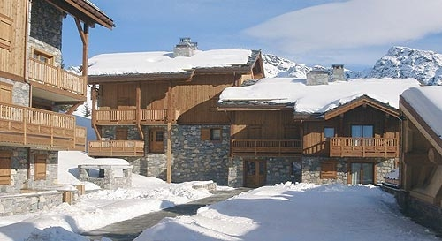 Apartment ski intermediere to rent in la rosière 1850