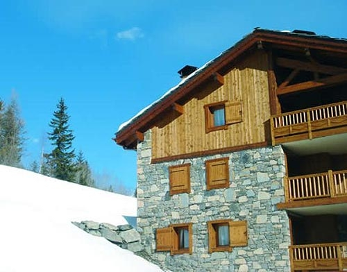 Frankreich : MONLR601 - Ski Intermediere