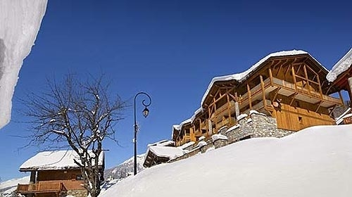 France : MONSFT601 - Sainte foy de tarentaise