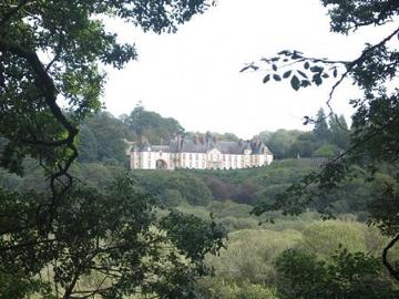 France : CHA1601 - Chateau breton