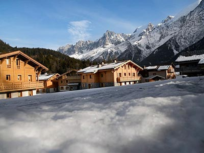 Apartment Taygete to rent in Les Houches