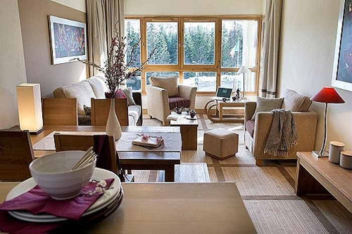 Apartment Aoede to rent in Flaine
