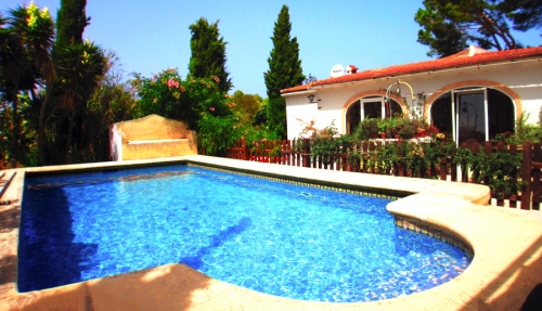 Villa / Maison Mauricio à louer à Javea